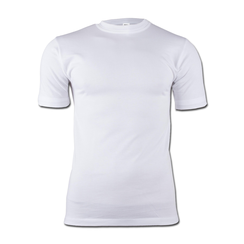 BW-Unterhemd TL weiß
