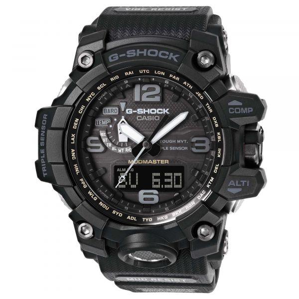 Casio Uhr G-Shock Mudmaster GWG-1000-1A1ER schwarz