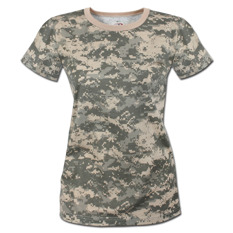 T-Shirt Women Rothco X-long AT-Digital