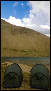Cayolle lake Queyras