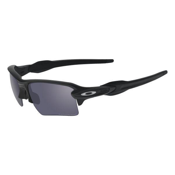 Oakley Schutzbrille SI Flak 2.0 XL matt schw./gr. polarisiert