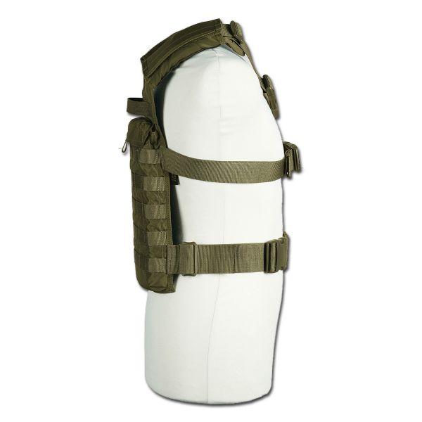 TT Paratrooper Back Plate oliv II