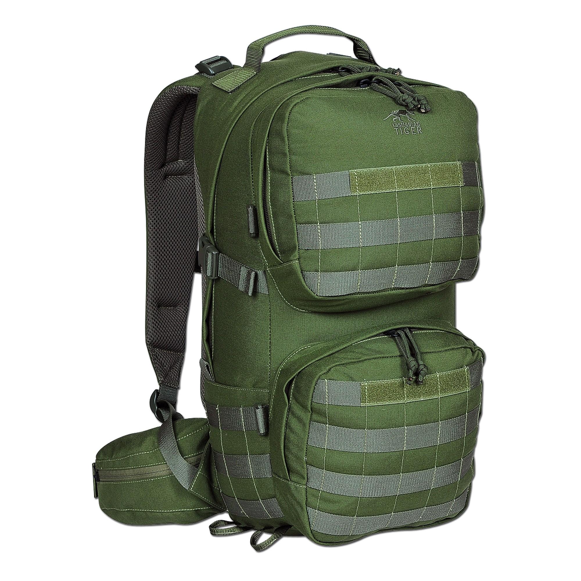Rucksack TT Combat Pack oliv