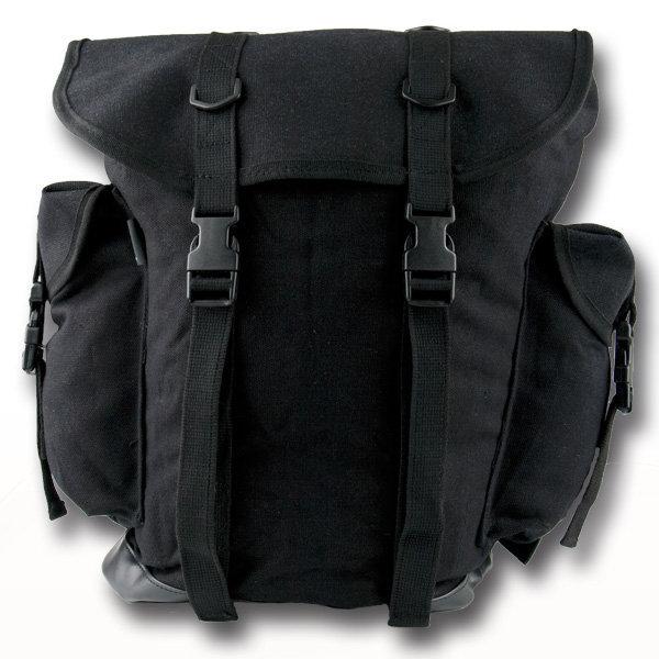 Jägerrucksack Import schwarz