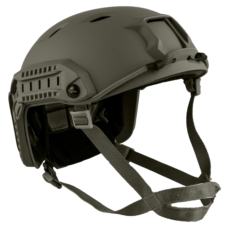 US Helm FAST Fallschirmjäger oliv 2. Wahl