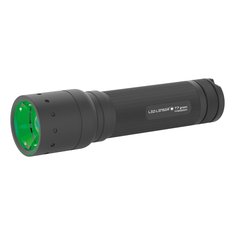 LED Lenser Taschenlampe T7.2 grün