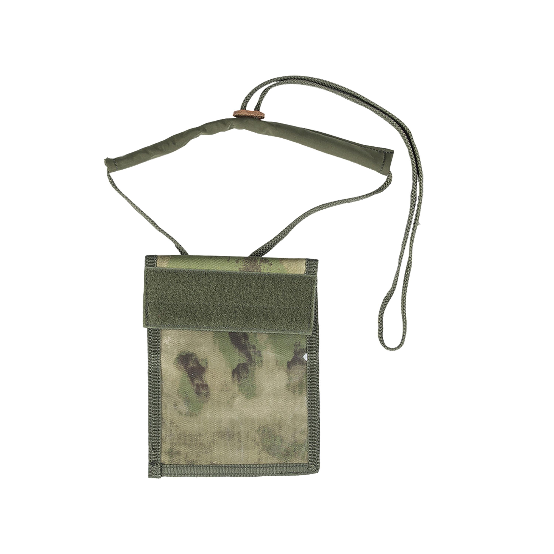 Ausweishülle Neck Wallet MIL-TACS FG