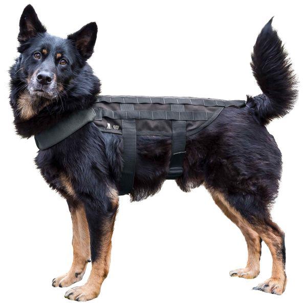 Primal Gear Hundegeschirr Tactical Dog Vest schwarz