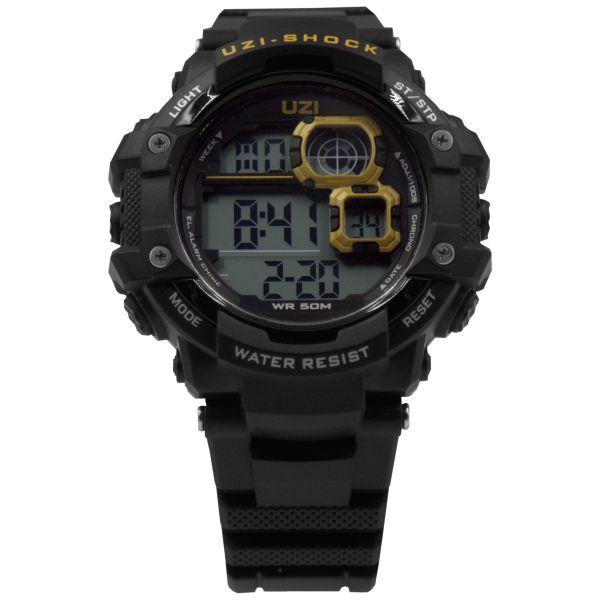 UZI Z Shock Line Digital Watch 02