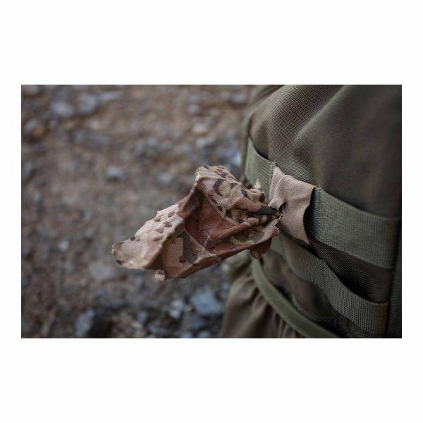 Ghosthood Tarnzubehör 12 Blattzuschnitte oak brown