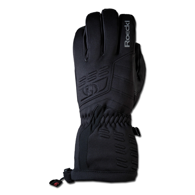 Handschuhe Roeckl Steghorn schwarz