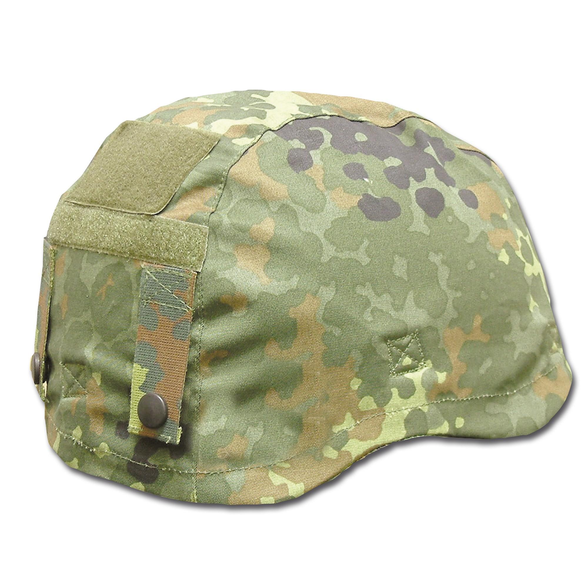 Helmbezug Protec ClassicCut flecktarn