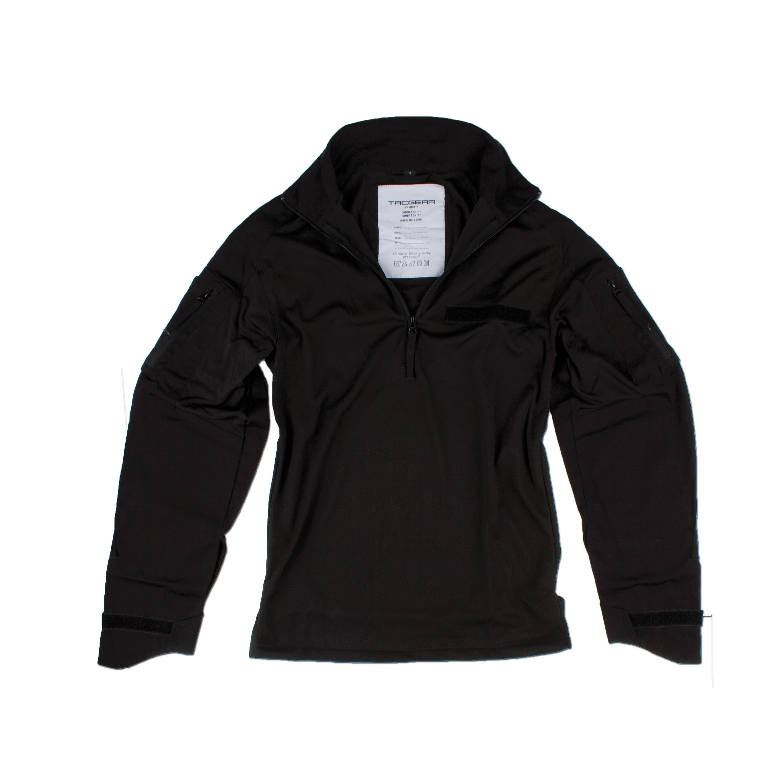 Combat Shirt TacGear schwarz