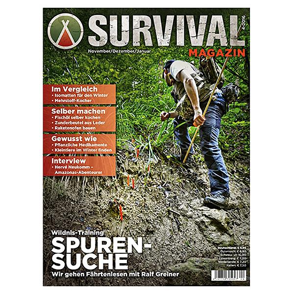 Survival Magazin 04/2016