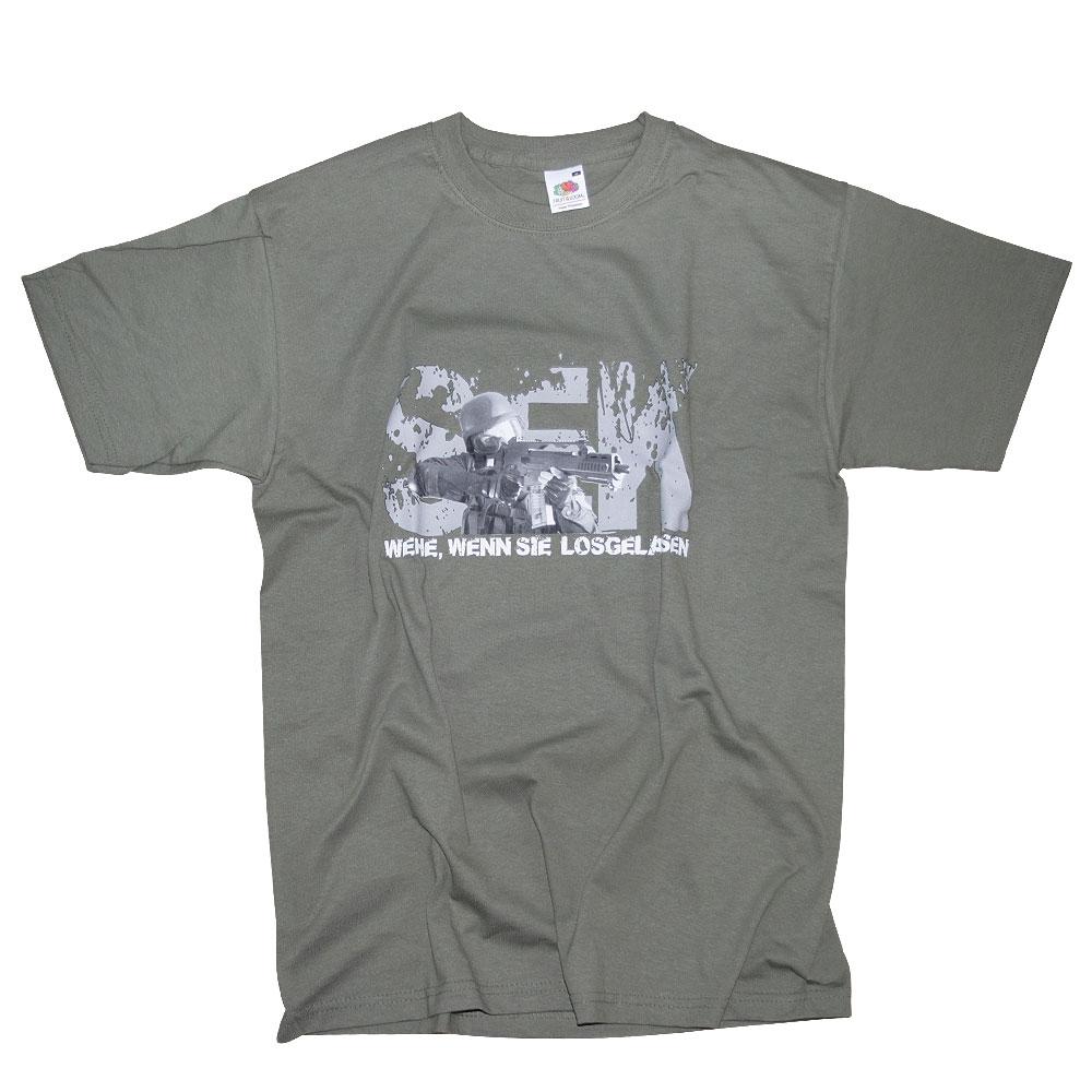 T-Shirt SEK Milty69 oliv