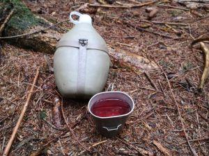 Outdoor-Teetrinken