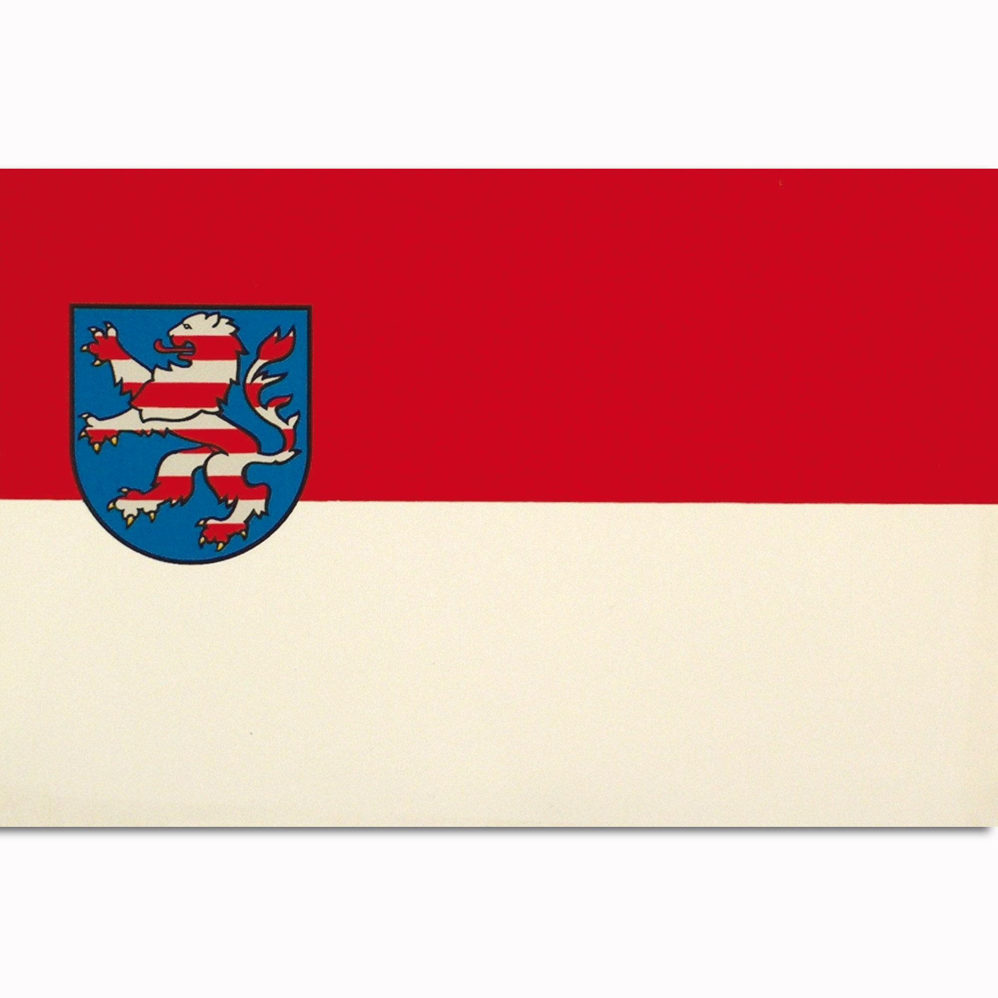 Aufkleber BL Hessen