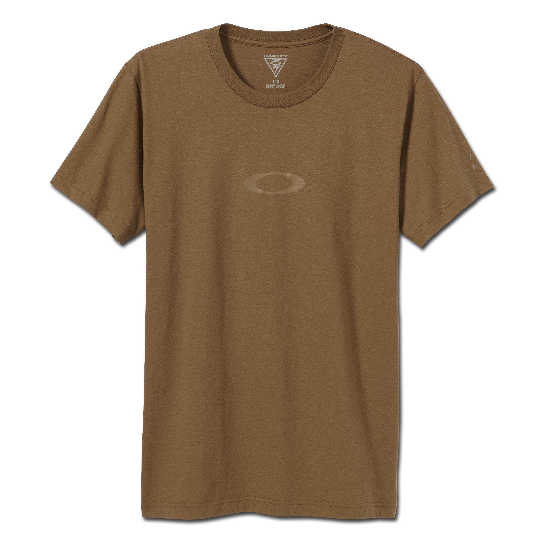 Oakley Logo T-Shirt coyote