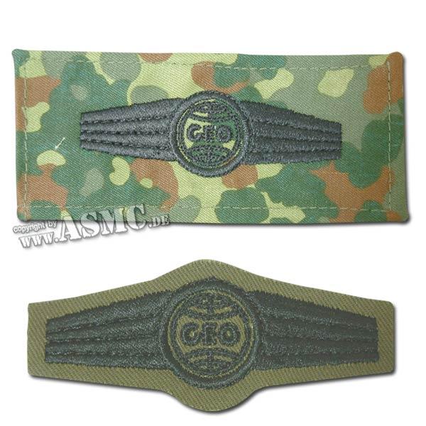 Abz. BW Tätigkeit Militärgeograph. Dienst