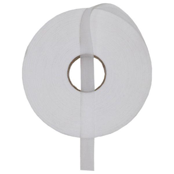 Holländisches Gewebeband 150 m weiß neuwertig