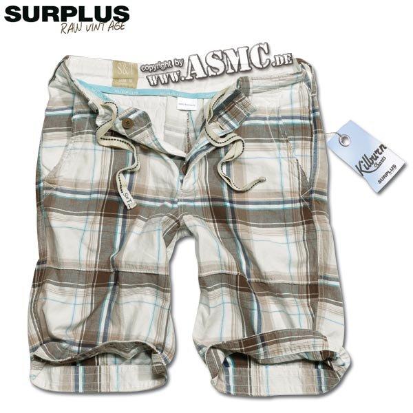 Kilburn Shorts braun