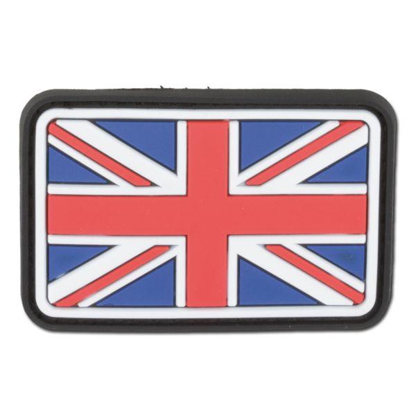 3D-Patch Großbritannien fullcolor klein