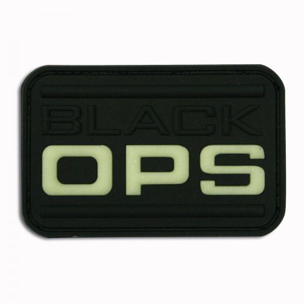 3D-Patch Black Ops nachleuchtend