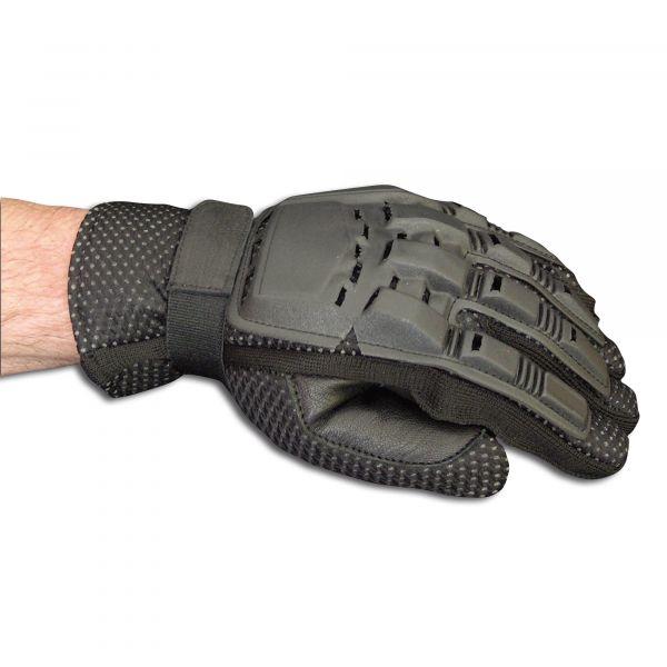 Gotcha-Paintball Handschuhe Fullfinger schwarz