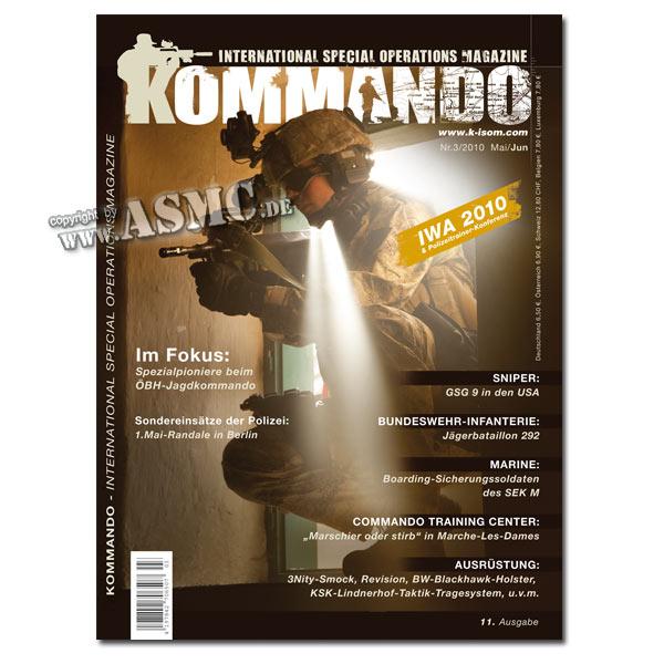 Kommando Magazin K-ISOM Ausgabe: 11