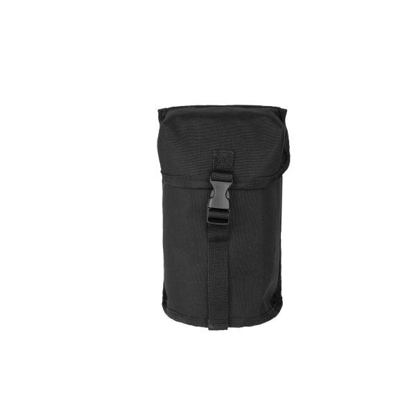 Mil-Tec Feldflaschentasche Britischer Style schwarz
