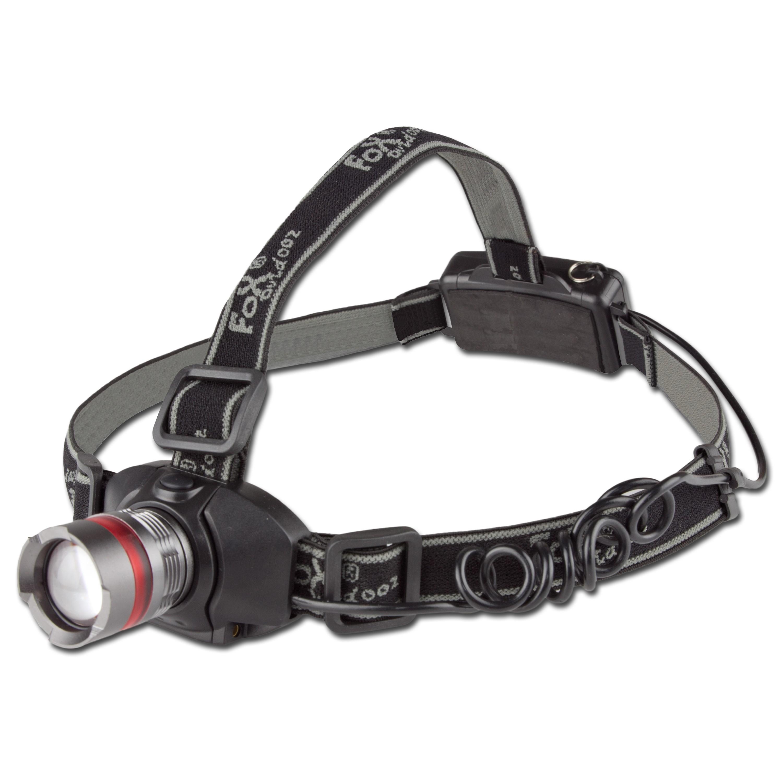 Stirnlampe Fox Outdoor 3 Watt LED