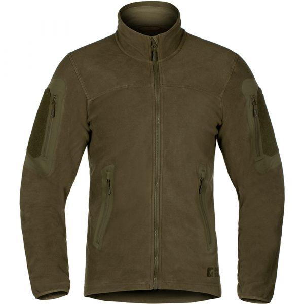 ClawGear Aviceda MK II Fleece Jacket steingrau oliv