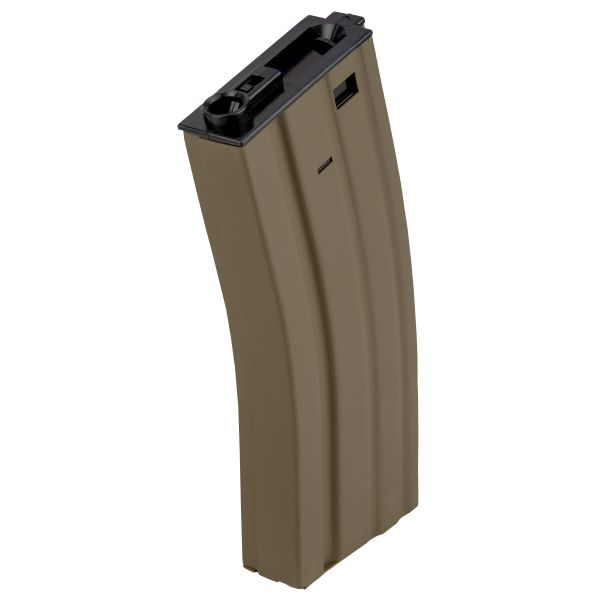 Specna Arms Magazin M4 Hicap 300 Schuss tan