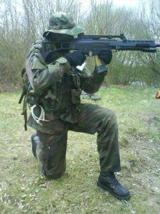 Einsatzweste Tactical Mil-Tec