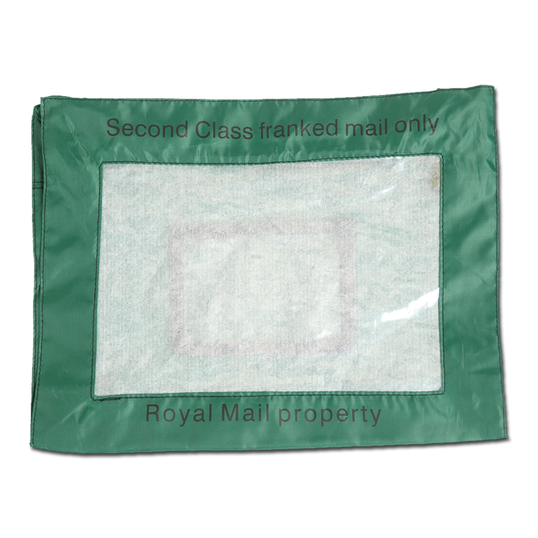 Posttasche Royal Mail neuwertig grün
