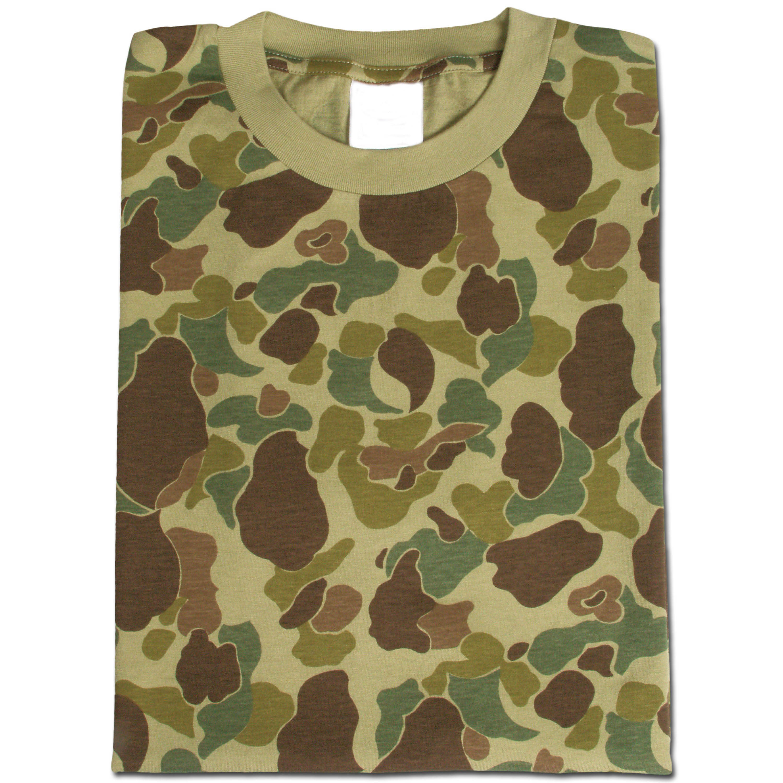 T-Shirt pacific-camo