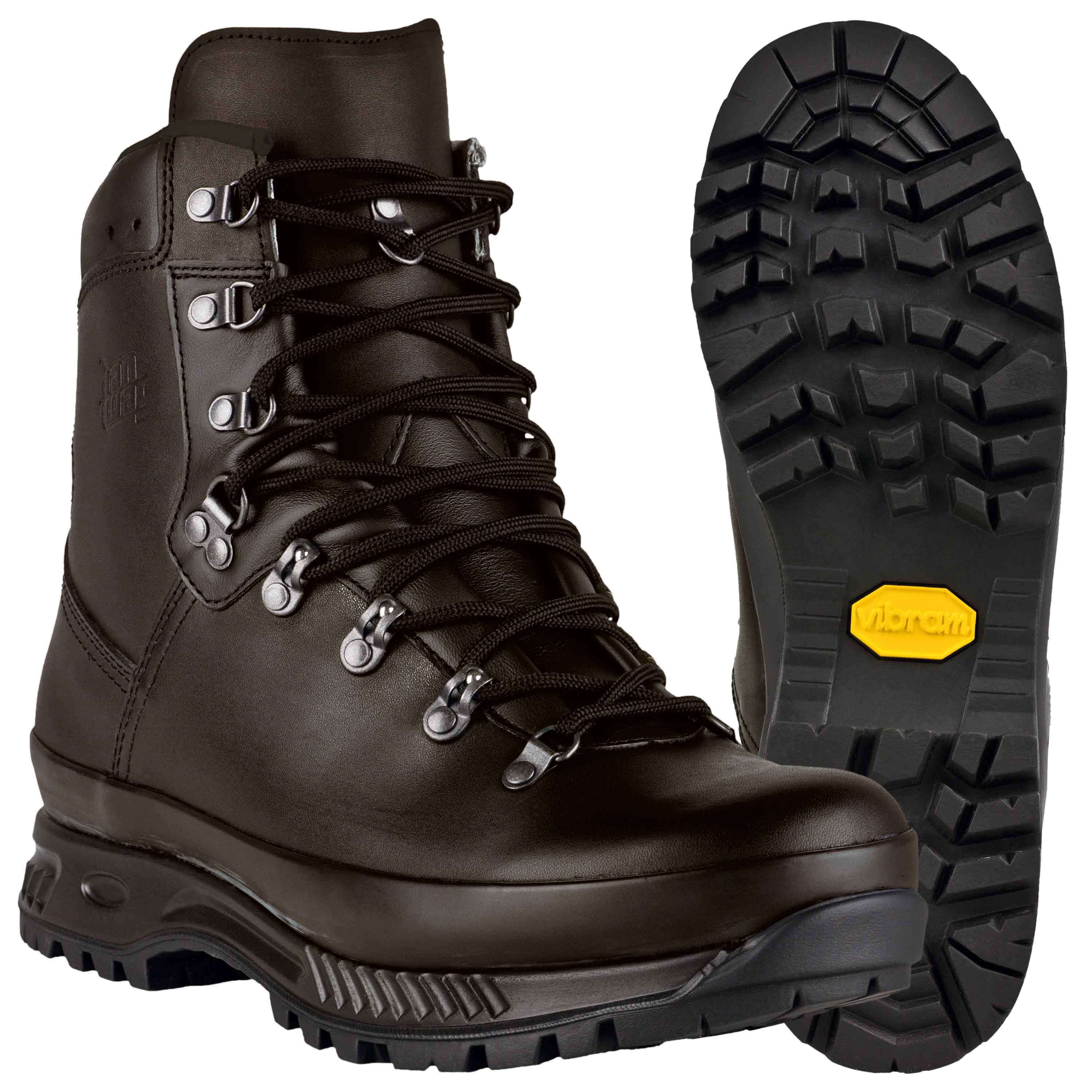 Hanwag Stiefel Special Force LX hydro brown