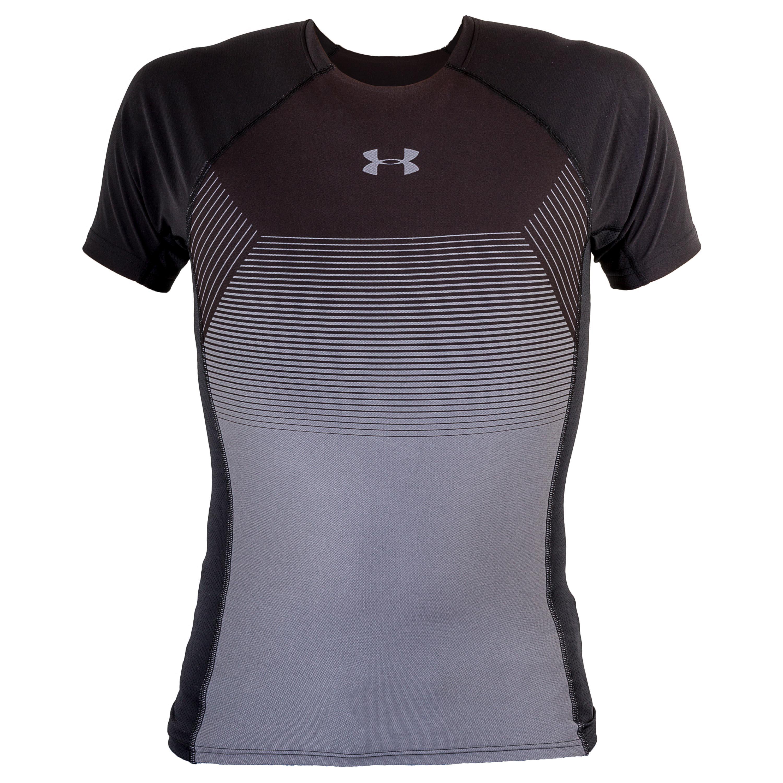 Under Armour Shirt Vanish Comp schwarz