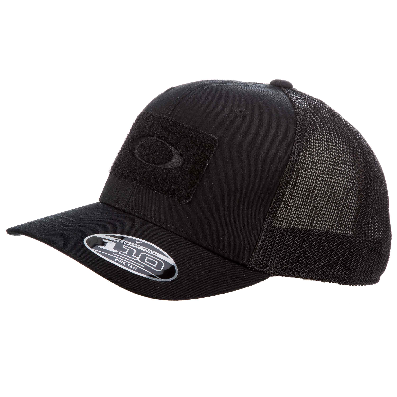 Oakley Snapback Cap SI 110 schwarz