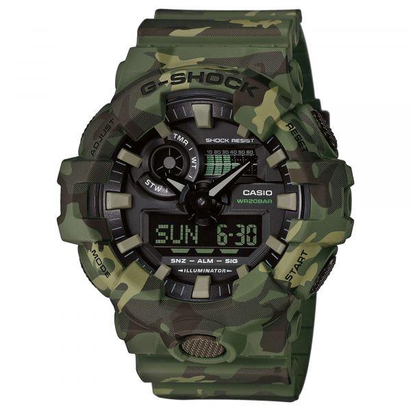 Casio Uhr G-Shock Classic GA-700CM-3AER woodland