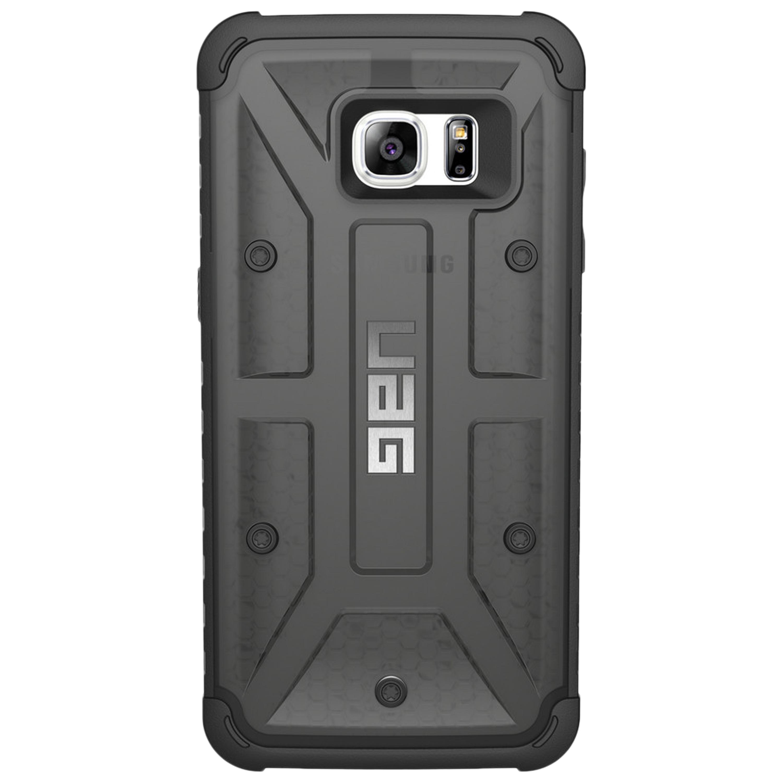 UAG Case Samsung Galaxy S7 edge Composite grau transparent