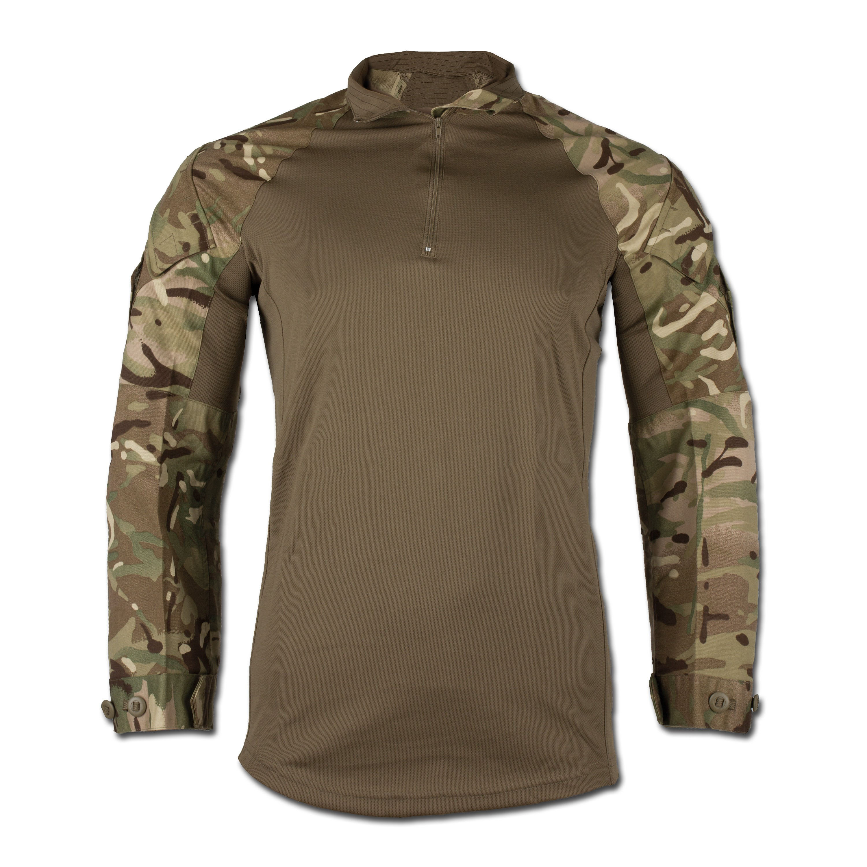 Britisches Combat Shirt Armour MTP tarn neuwertig