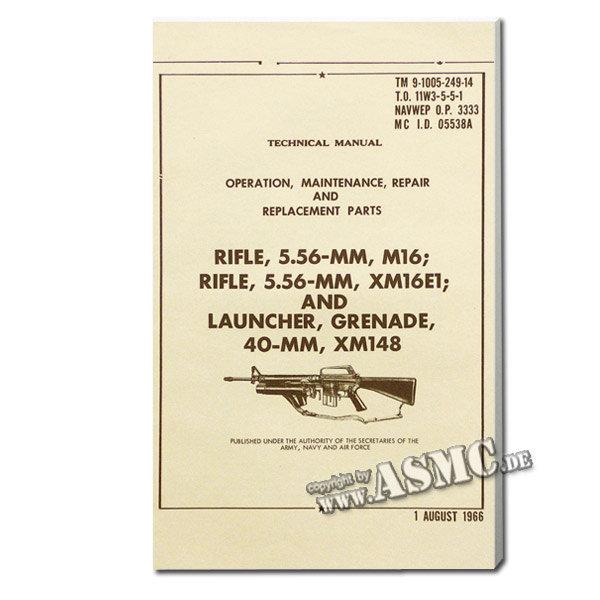Buch Rifle 5.56 mm