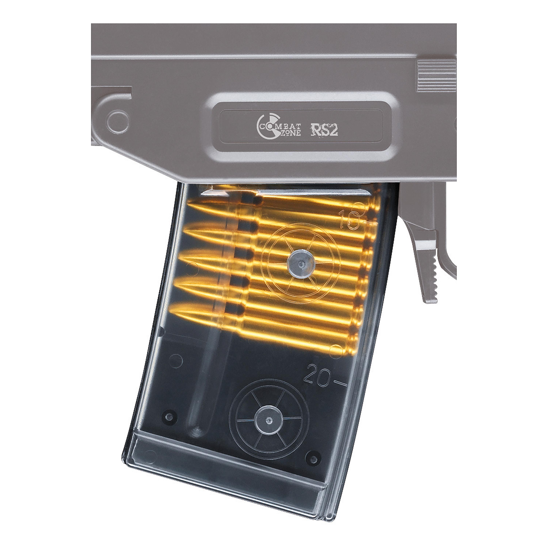 Ersatzmagazin Softair GSG 552 LowCap