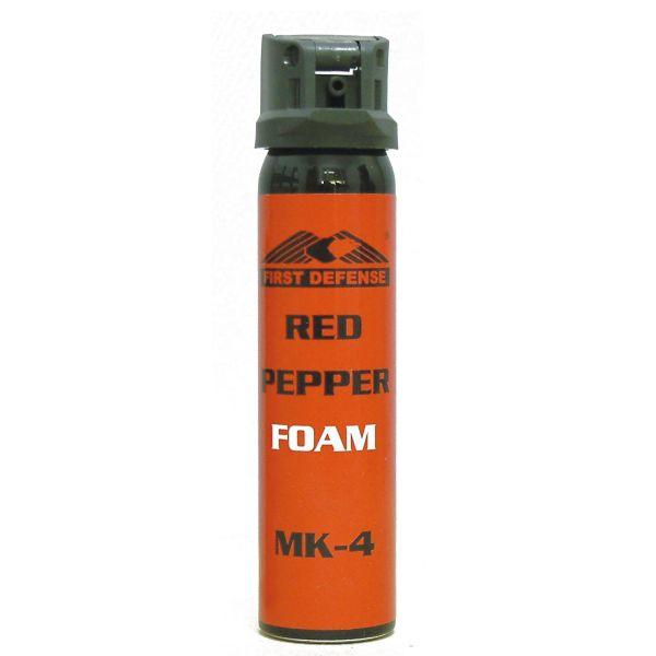 Pfefferspray Red Pepper MK-4 Schaum 75 ml