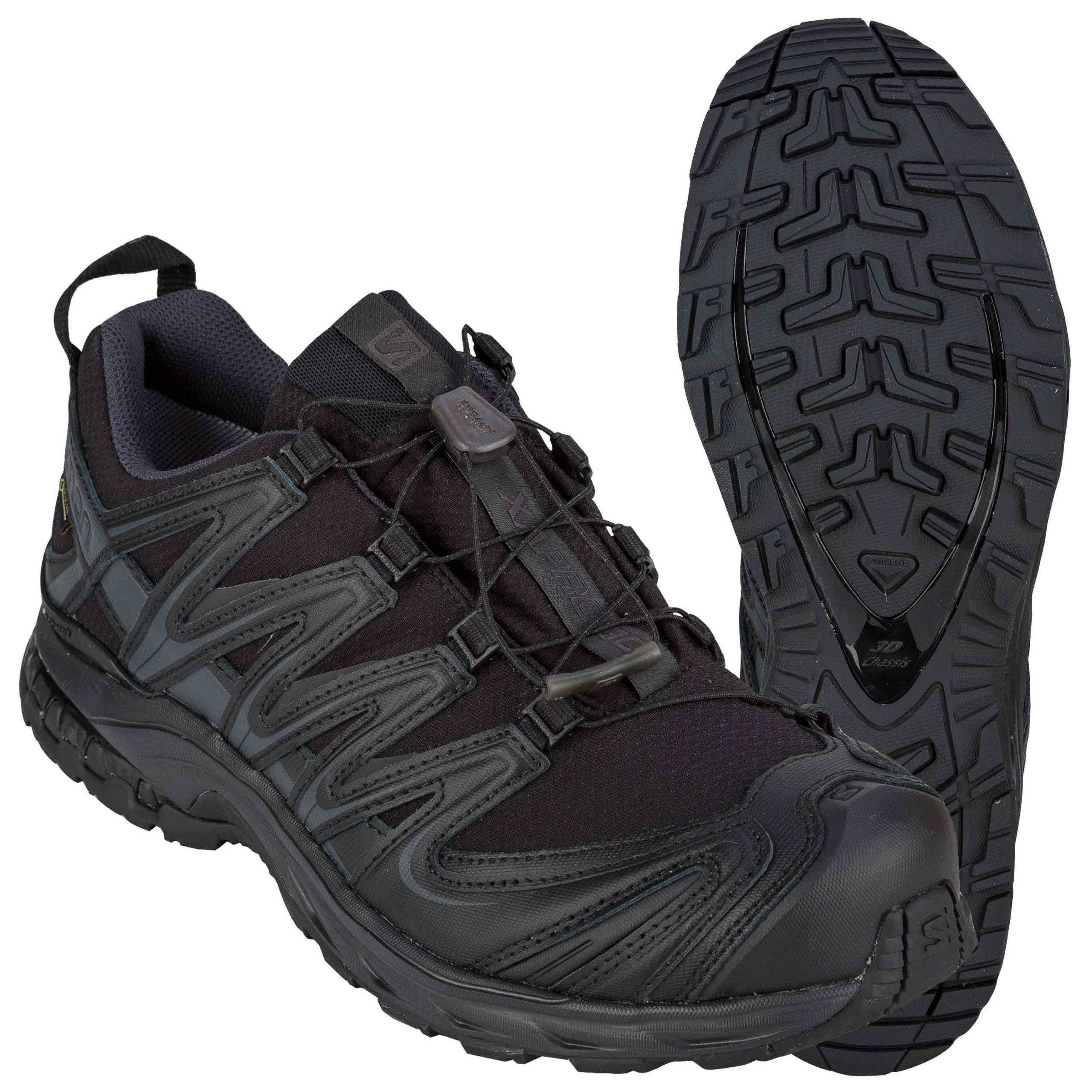 Salomon Schuhe XA Pro 3D GTX Forces schwarz