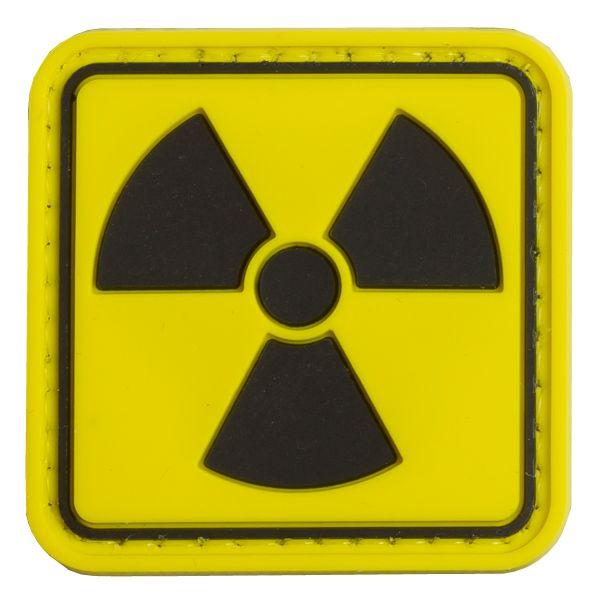 TAP 3D Patch Radioaktiv fullcolor
