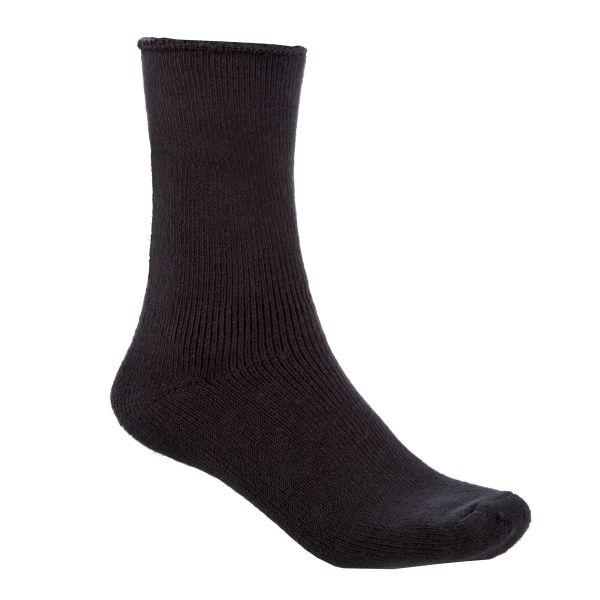 Woolpower Socken Classic 600 schwarz