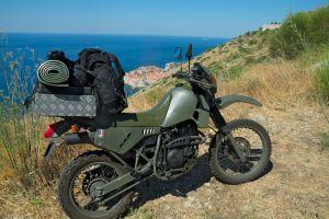 Roadtrip en moto