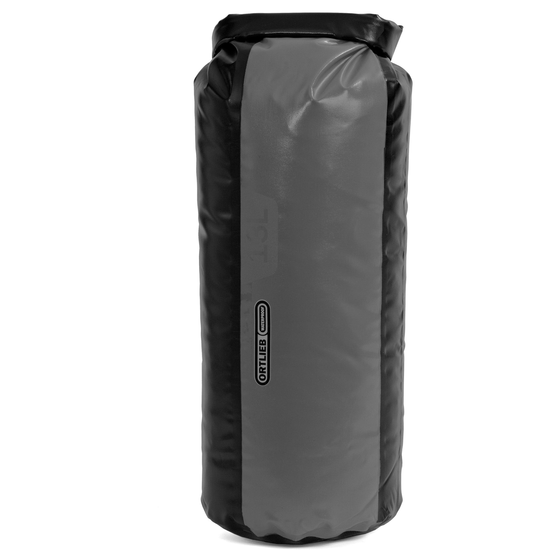 Ortlieb Packsack Dry-Bag PD350 13 Liter grau schwarz